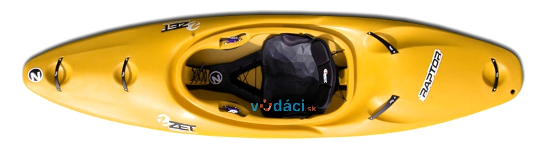 ZET Kayaks Raptor kajak pre divoré rieky a vody, super cena na Vodaci.sk