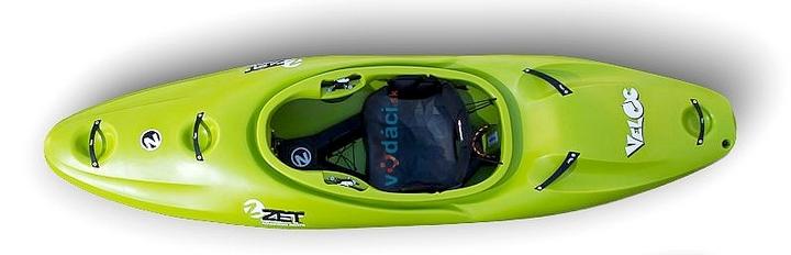 ZET Kayaks Veloc creekovka na divokú vodu dobrá cena na Vodaci.sk