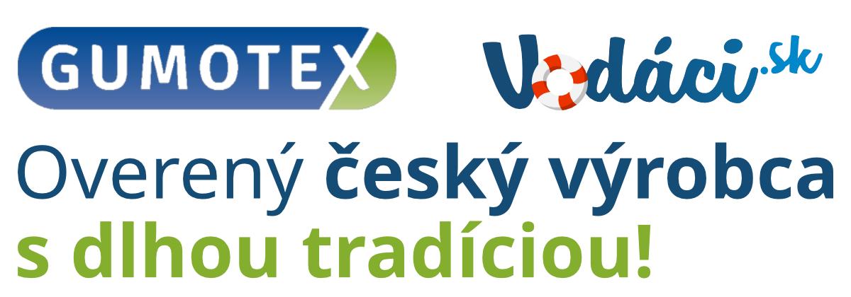 nafukovacie lode Gumotex, Vodaci.sk, obchod v Bratislave